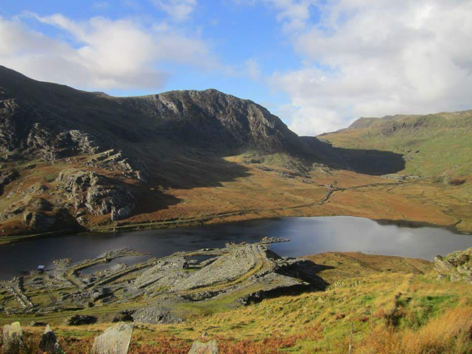 Cwmorthin Valley